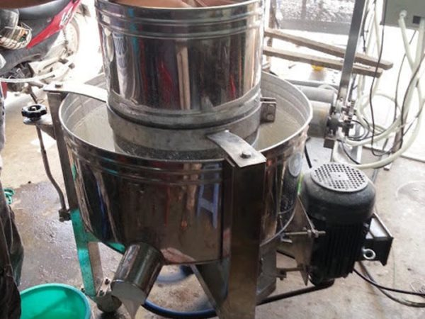 wet Rice Grinding / slurying machine